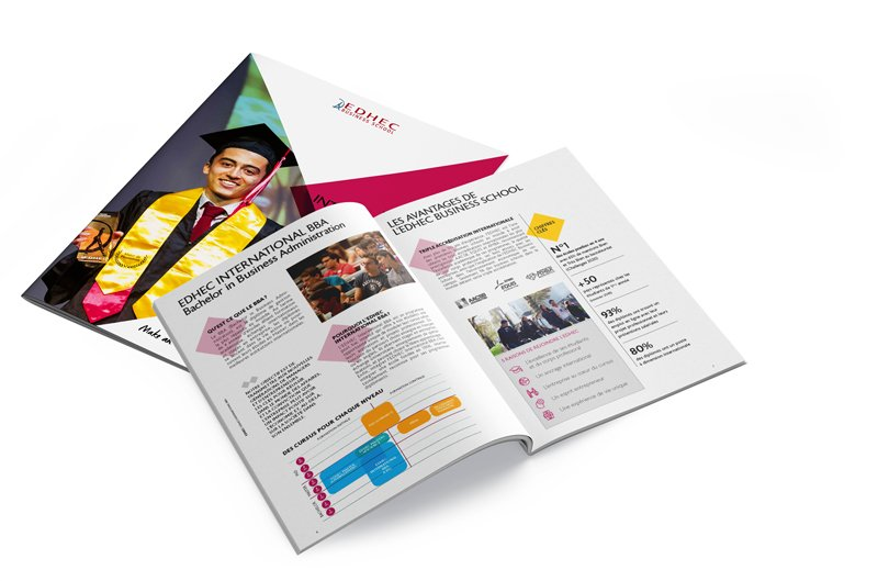 Brochure EDHEC International BBA