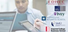 EDHEC Business school joins global alliance to revolutionize online education and flexible learning